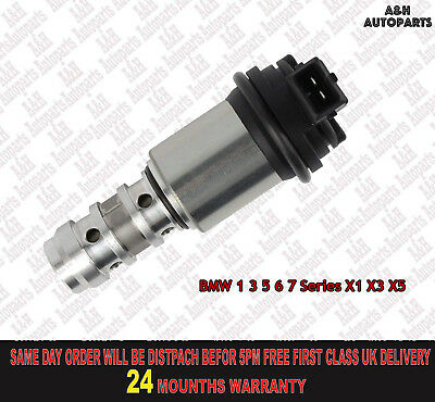 Timing Vanos Solenoid Valve Camshaft Adjustment For BMW 1 3 5 6  Series X1 X3 X5