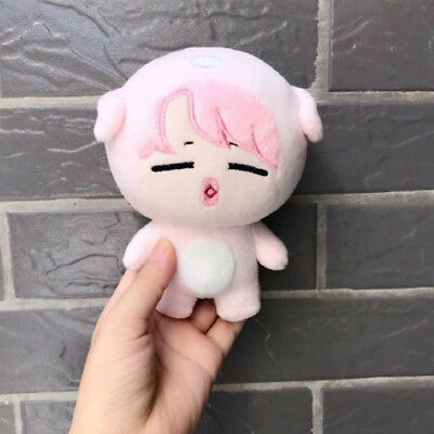 15cm /6'' KPOP BTS Park JIMIN Plush Toy Stuffed Doll Cute Pig Xmas Gift Limited