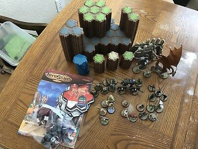 HEROSCAPE Master Set RIse Of The Valkyrie 98% Complete