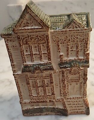 Vintage Counterpoint San Francisco Victorian Painted Lady or Japan Row House