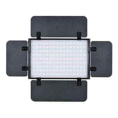 Tolifo Wireless Remote Control Dimmable LED Panel Camcorder Video Light U2A7