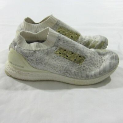 db0a624f8 ADIDAS ULTRA BOOST Uncaged Limited Triple White Shoes Sneakers Size ...