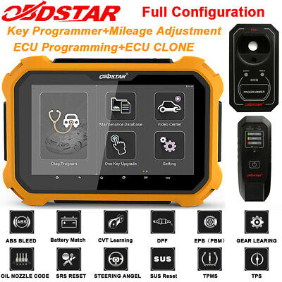 Car k-ey Programming odometer mileage adjustment ECU clone ABS SRS TPMS DPF EPB