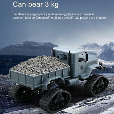 Fayee FY001B 1/16 2.4G 4WD Rc Car Brushed Off-road Truck Snow Tires Toy Gift