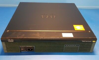 Router Cisco 2900 Series 2921 K9 V08 Integrated Service