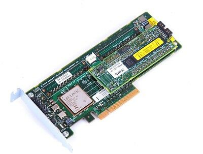 HP Smart Array P400 SAS/SATA PCIe RAID Card  With 256MB Cache low profile