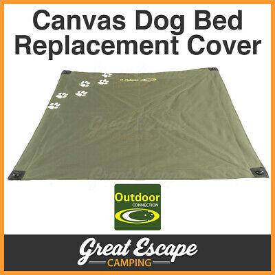Outdoor Connection Large Canvas Dog Bed Replacement Cover