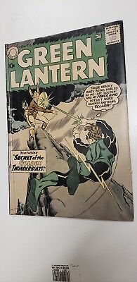 Green Lantern #2~1960~1ST APPEARANCE PUPPET MASTER~1ST APP GUARDIANS OF UNIVERSE
