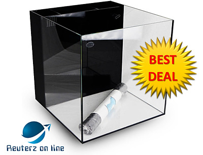 Waterbox - 10 Gallon Ultra Clear Nano Cube includes a Glass Overflow Free ship