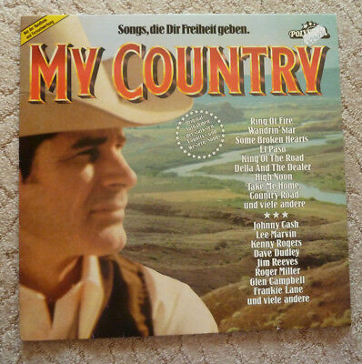 My Country, Vinyl-LP, Country- und Westernsongs (Originalaufnahmen), Polystar