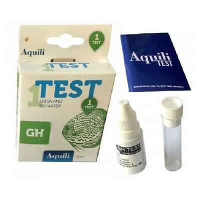 Aquili Test GH Durezza totale per acquario