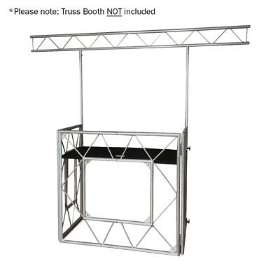 Equinox Truss Booth Overhead Kit