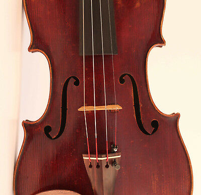 old fine 4/4 violin Degani 1897 geige violon violino viola cello 小提琴 ヴァイオリン
