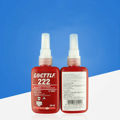 Powerful Adhesive Loctite Threaded Fastening Anticorrosive Anaerobic Spiral Glue