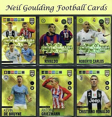 Panini FIFA 365 2019 ☆☆☆☆☆ INVINCIBLE / LEGEND / TOP MASTER ☆☆☆☆☆ Football Cards