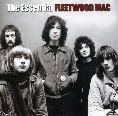 Fleetwood Mac -The Essential [New & Sealed] 2 CDs