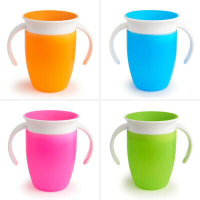 New Munchkin Miracle 360 Degree Trainer Cup 207mL 1 Piece Random Colour Picked