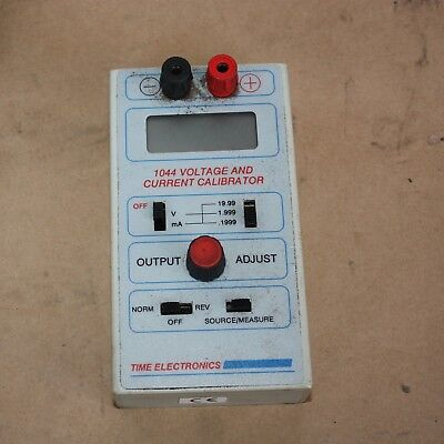 Time Electronics 1044 Voltage And Current Calibrator