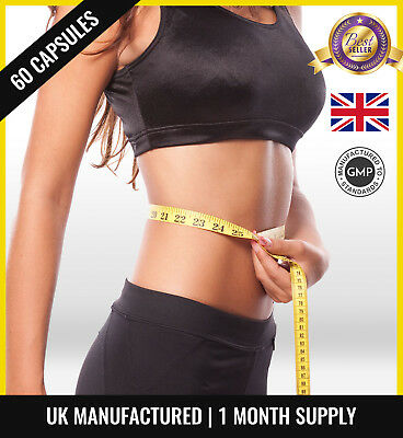 Fat Burners Strong T5 Weight Loss Slimming Aid Diet Pills 60 Capsules Strongest