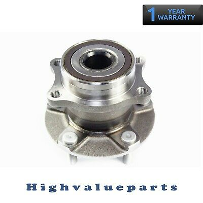 New Rear Wheel Hub & Bearing Assembly fits Left or Right Side for Subaru 2015-16