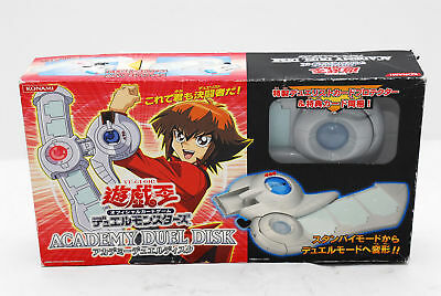 [Excellent] Yu-Gi-Oh! Academy Duel Disk Launcher /Box from Japan