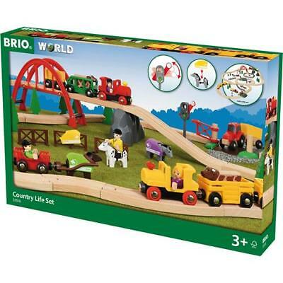 Brio 33516 Country Life Set