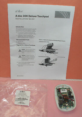 Adec Deluxe Touchpad For 300 Series Unit. New  *LOOK*