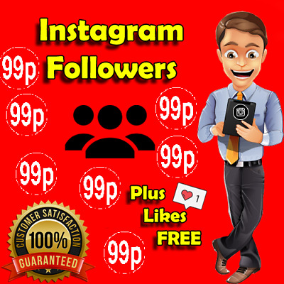 Instagram Service / Get Your Self POPULAR Today / FAST / SAFE