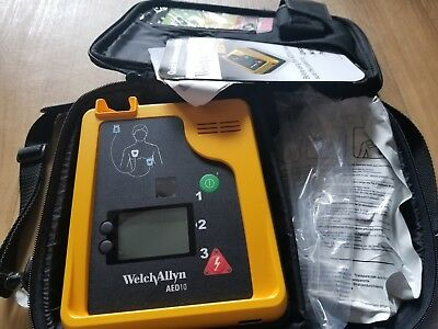 Welch Alleyn Aed10 -Preowned / Refurbished