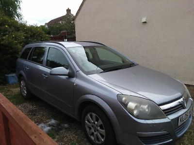 Vauxhall Astra Estate (Spares or Repairs)