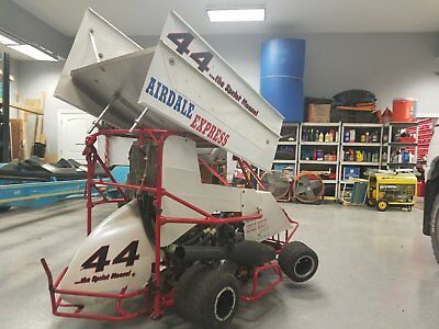 Mini Outlaw Sprint Car