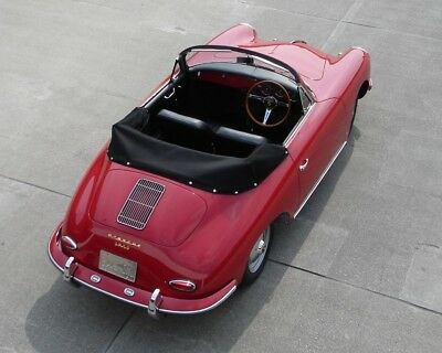 1960 Porsche 356 Cabriolet 1960 356 B Cabriolet / Right-Hand Drive / Fully Restored / Extra Clean
