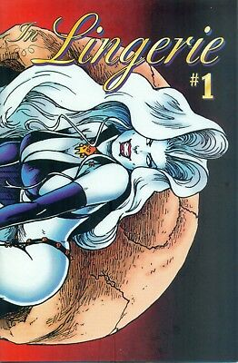 Lady Death In Lingerie #1 Pin-Ups Hughes Balent Linsner Tucci Chaos! NM/M 1995
