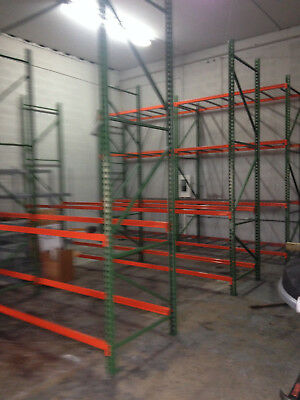 Used and New Pallet Rack Shelving Storage