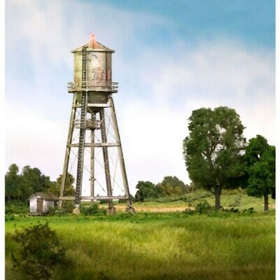Woodland Scenics #5064 - Rustic Water Tower - HO Scale