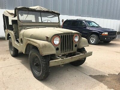 1954 Willys - Overland Jeep M38A1