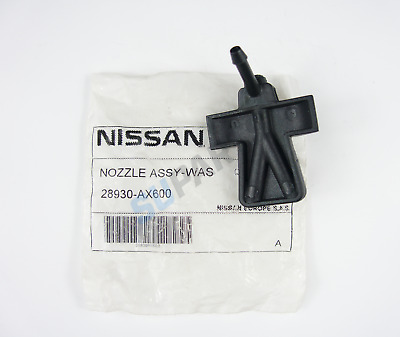 Genuine Windscreen Windshield Cleaning Washer Jet Fits: Nissan Micra K12