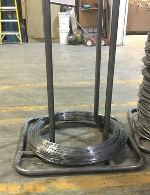 """17-7 PH Stainless Steel Wire Coil 0.14"""" Diameter 38 Lbs"""