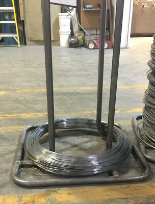 "17-7 PH Stainless Steel Wire Coil 0.047"" Diameter 53 Lbs"
