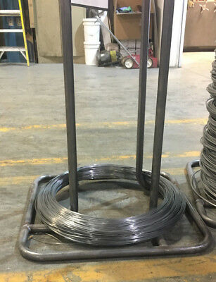 """17-7 PH Stainless Steel Wire Coil 0.1"""" Diameter 20 Lbs"""