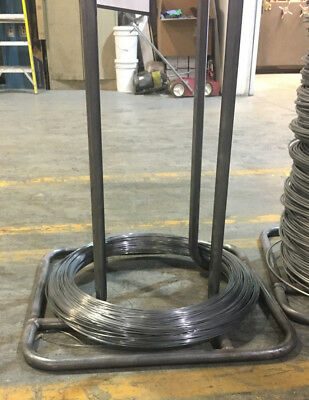 """17-7 PH Stainless Steel Wire Coil 0.105"""" Diameter 29 Lbs"""