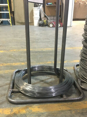 """17-7 PH Stainless Steel Wire Coil 0.153"""" Diameter 48 Lbs"""