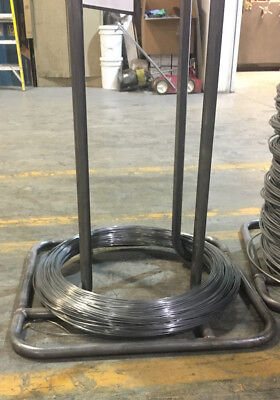 """17-7 PH Stainless Steel Wire Coil 0.139"""" Diameter 36 Lbs"""