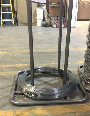 """17-7 PH Stainless Steel Wire Coil 0.08"""" Diameter 25 Lbs"""