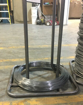 """17-7 PH Stainless Steel Wire Coil 0.1135"""" Diameter 19 Lbs"""