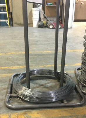 """17-7 PH Stainless Steel Wire Coil 0.135"""" Diameter 25 Lbs"""