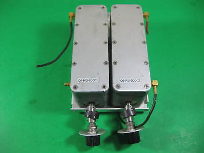 HP/Agilent Attenuator Variable 08443-60001 and 08443-60002 (1 Set) Used
