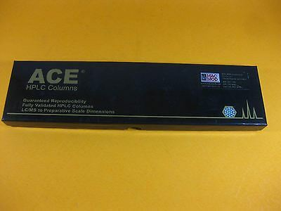 ACE HPLC Column 3 C8-300 ACE-212-0502 New