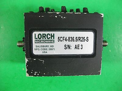 Lorch Microwave 5CF4-836.5/R25-S Used