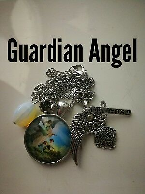 Code 381 Guardian Angel Infused Necklace Doreen Virtue Certified Practitioner